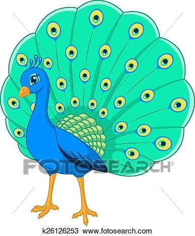 Clipart peacock 4 » Clipart Portal.