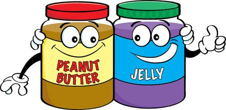 200 Peanut Butter And Jelly Cliparts, Stock Vector And Royalty Free.