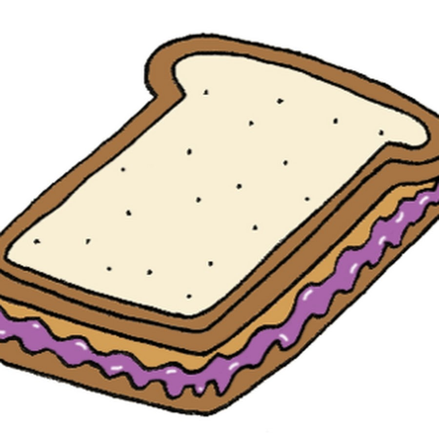 Download peanut butter and jelly sandwich clipart Peanut butter and.