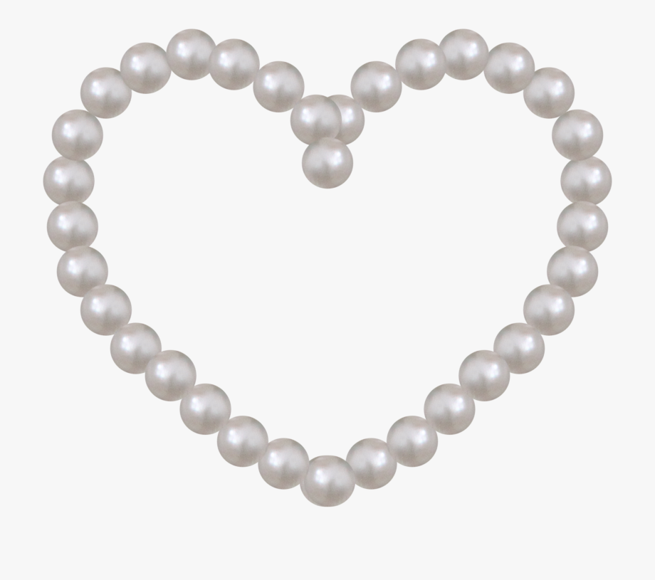 Pearl Necklace Clipart Black And White.