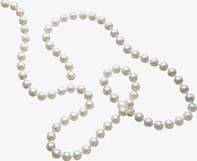 White Pearl Necklace PNG, Clipart, Accessories, Jewelry.
