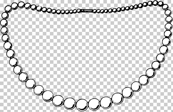 Pearl necklace Jewellery Pearl necklace , pearls PNG clipart.