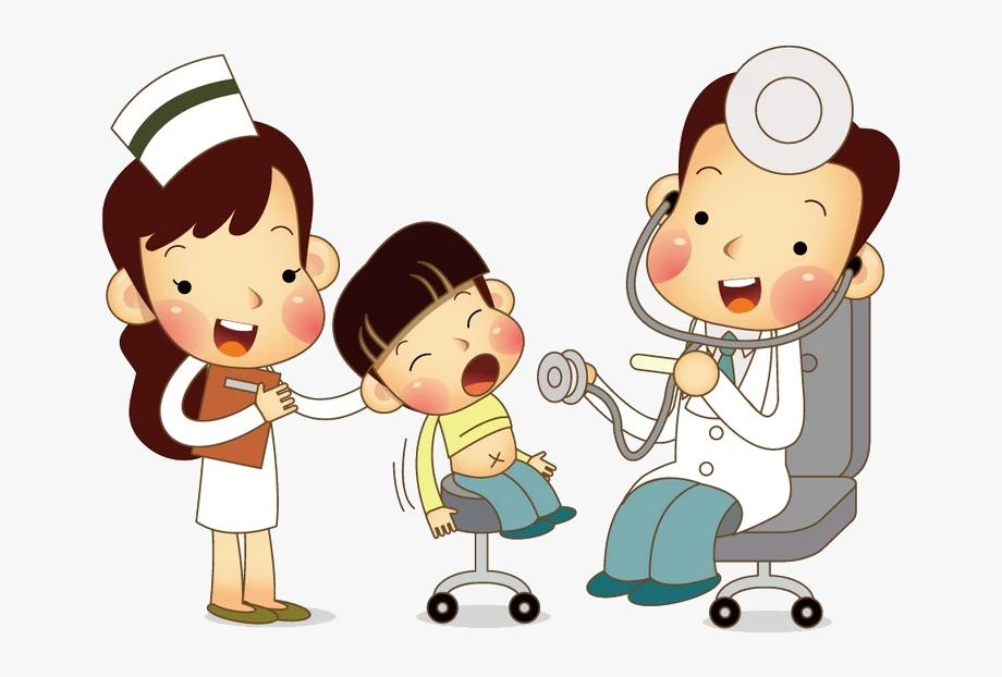 Pediatrician Clipart Pediatric Clinic , Transparent Cartoon.