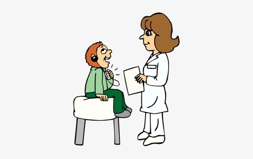 Pediatrician Clipart.