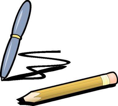 Pen clipart pen pencil, Pen pen pencil Transparent FREE for.