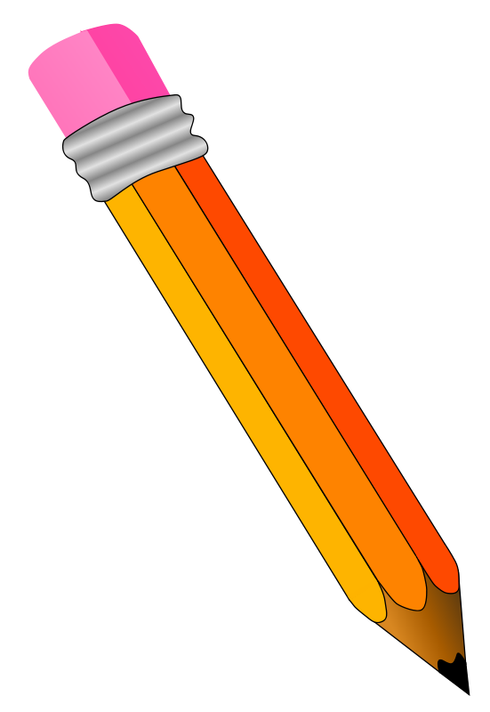 Free Clipart: Pencil.