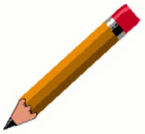 Free Pencil Clipart.