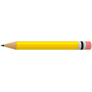 Free Clipart Pencil.