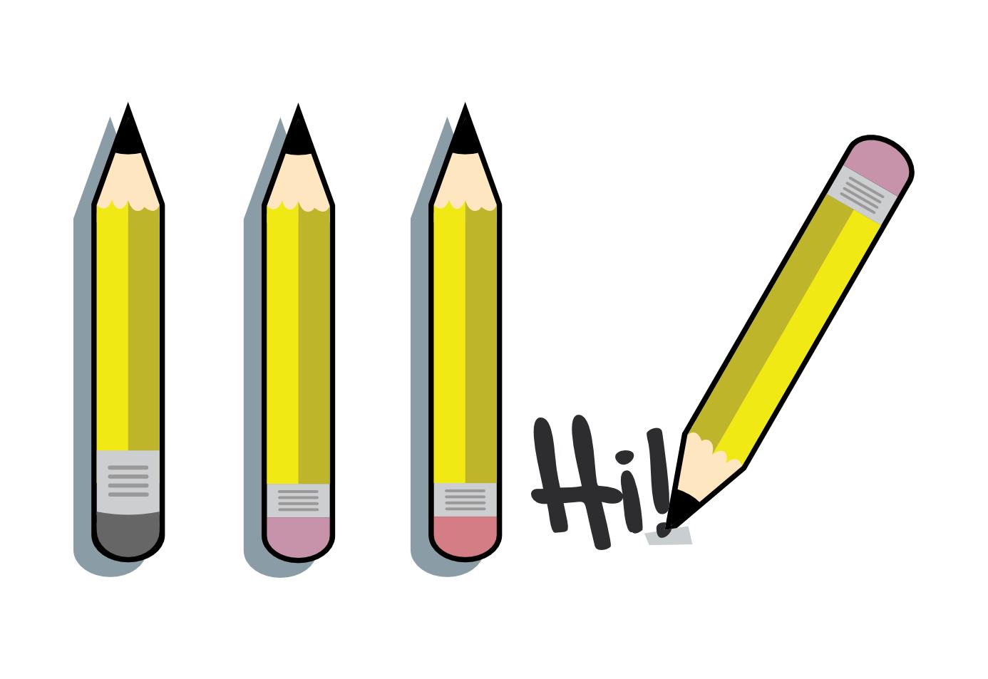 Clip Art Pencils & Clip Art Pencils Clip Art Images.