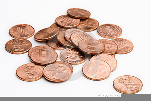 Penny Clipart.
