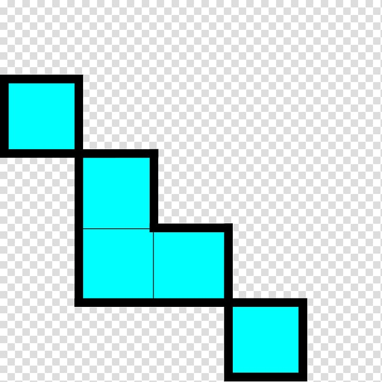Pentomino Polyomino, druge transparent background PNG.