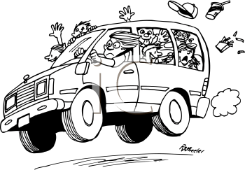 Showing post & media for People van cartoon.