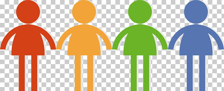 Holding hands Computer Icons , Colorful People s PNG clipart.