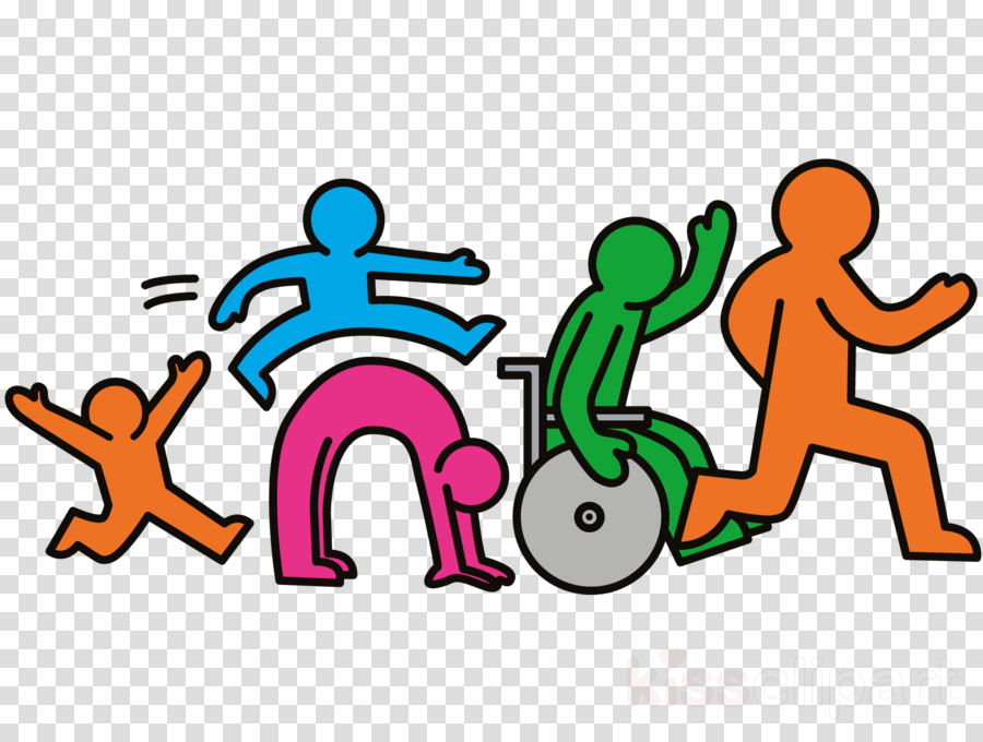social group people community line sharing clipart.