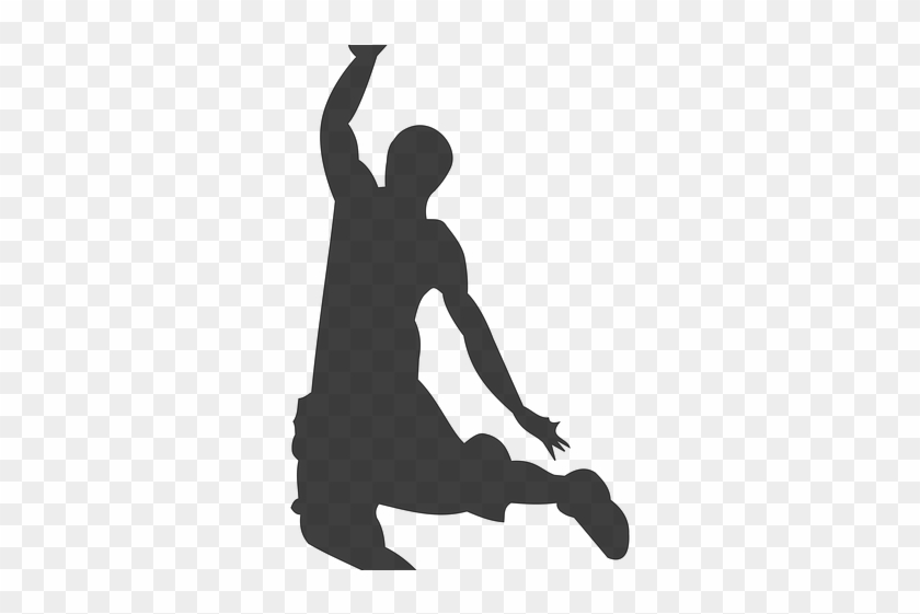Cool Clipart Basketball Player.