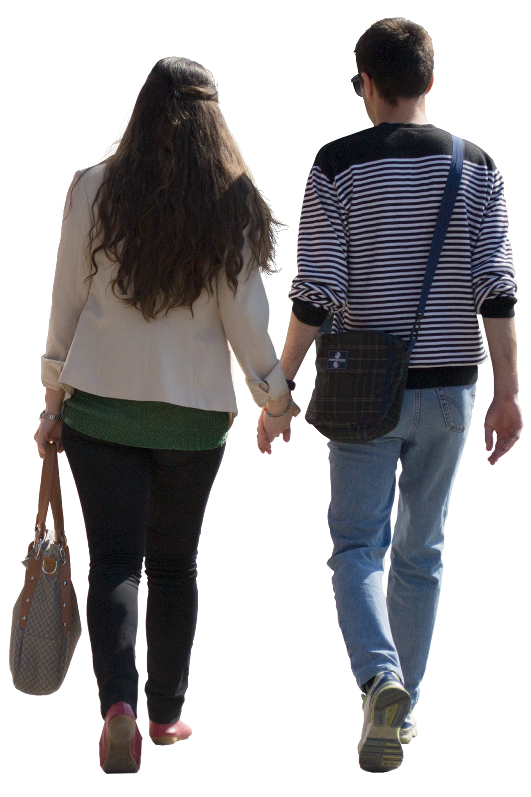 People Walking Png Cut Out People Couple003.