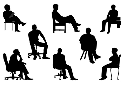 Free People Sitting Cliparts, Download Free Clip Art, Free.