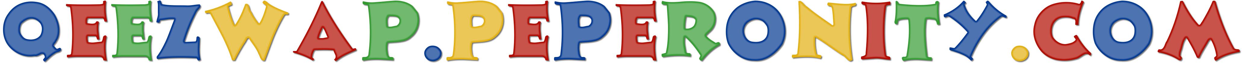 QEEZWAP.PEPERONITY.COM logo. Free logo maker..