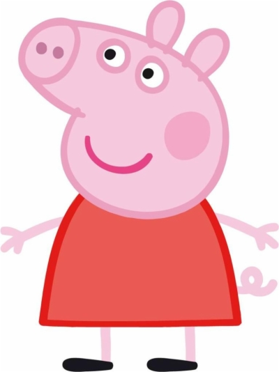 peppa pig , Free clipart download.