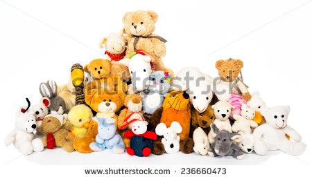 Stuffed Animal Stock Images, Royalty.