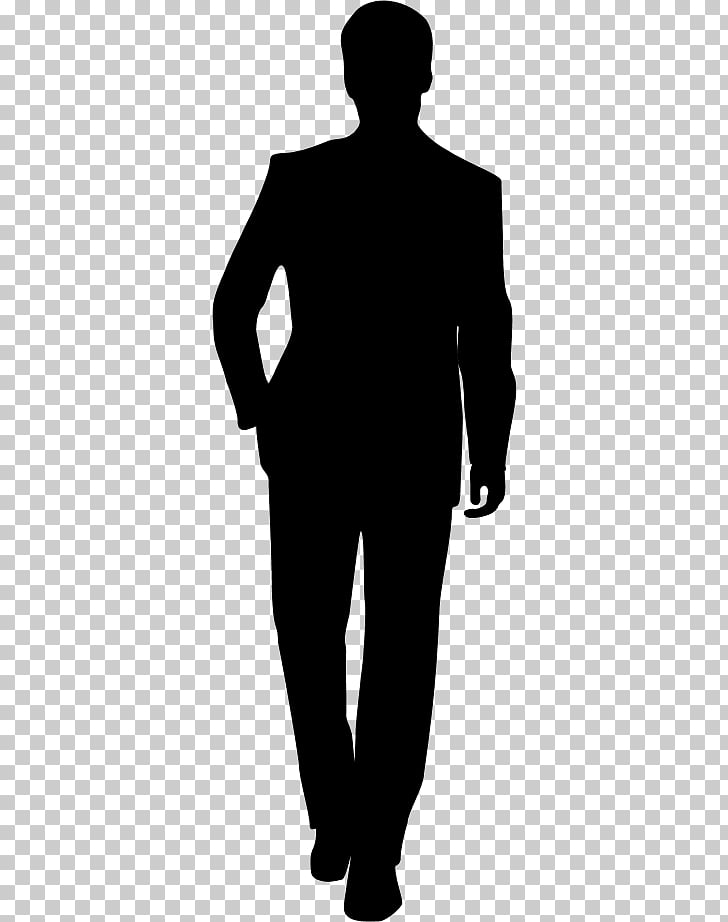 Drawing Silhouette Person , Silhouette PNG clipart.