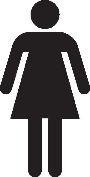 Woman Figure Symbol Clip Art at Clker.com.