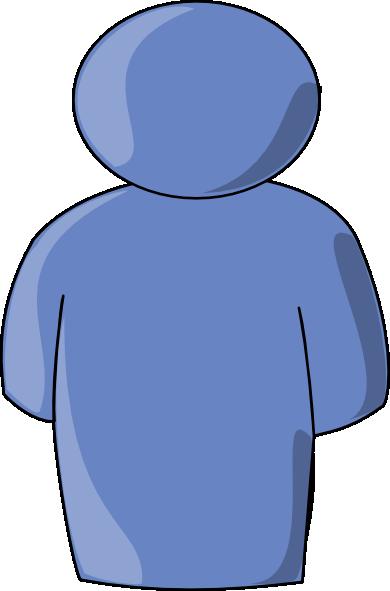 Person Buddy Symbol Light Blue Clip Art at Clker.com.