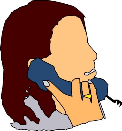 Person Talking Clipart & Person Talking Clip Art Images.