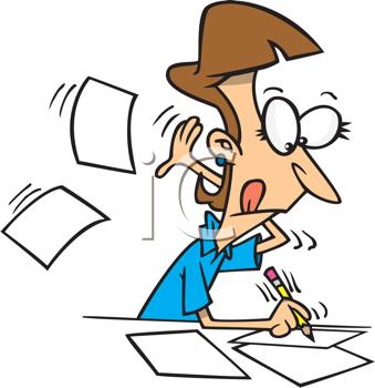 Person writing clipart » Clipart Portal.