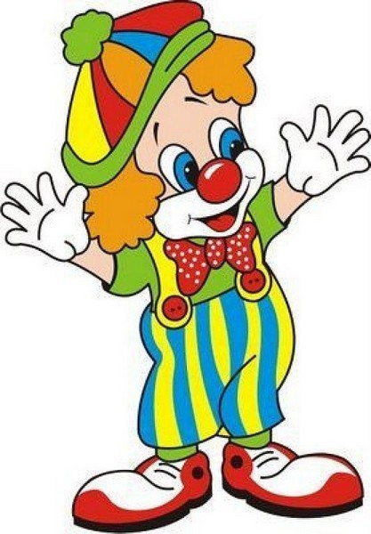 Clipart Clown Gratuit.
