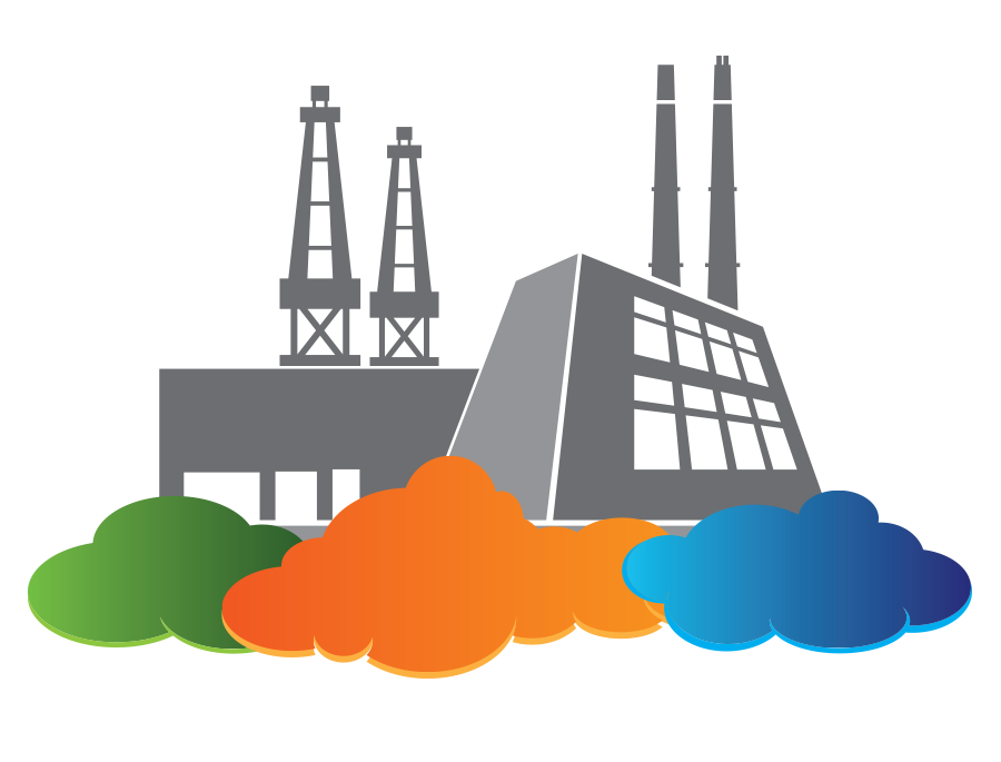 Factory Cartoon clipart.