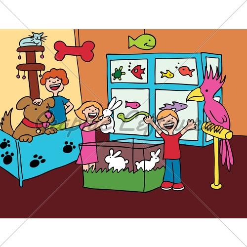 Pet shop clipart 6 » Clipart Portal.