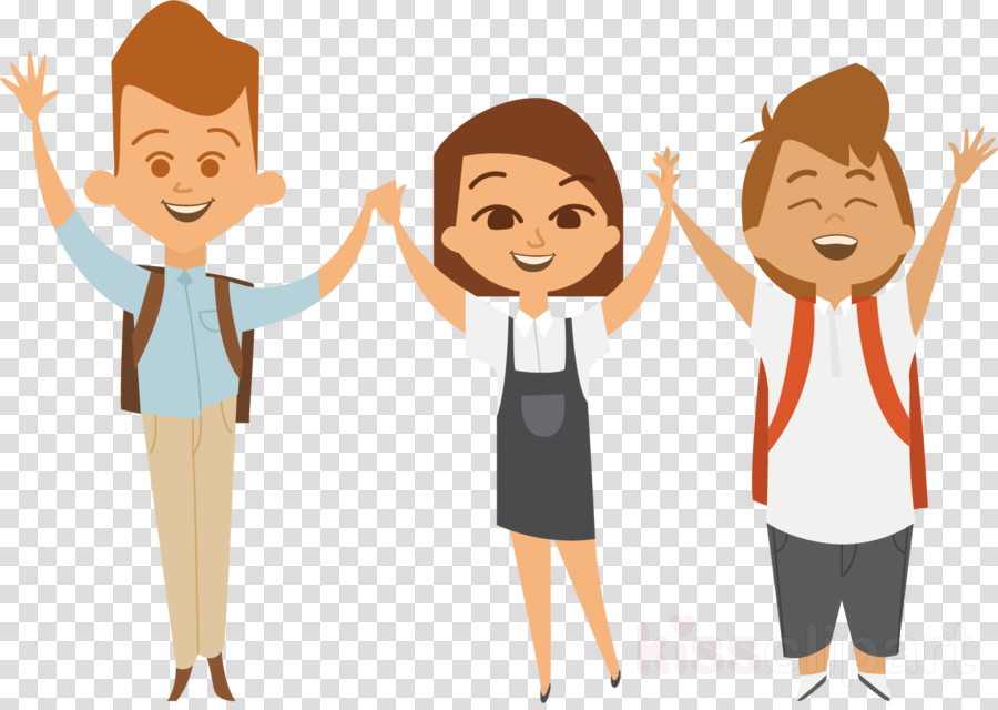 cartoon people gesture finger clip art clipart.
