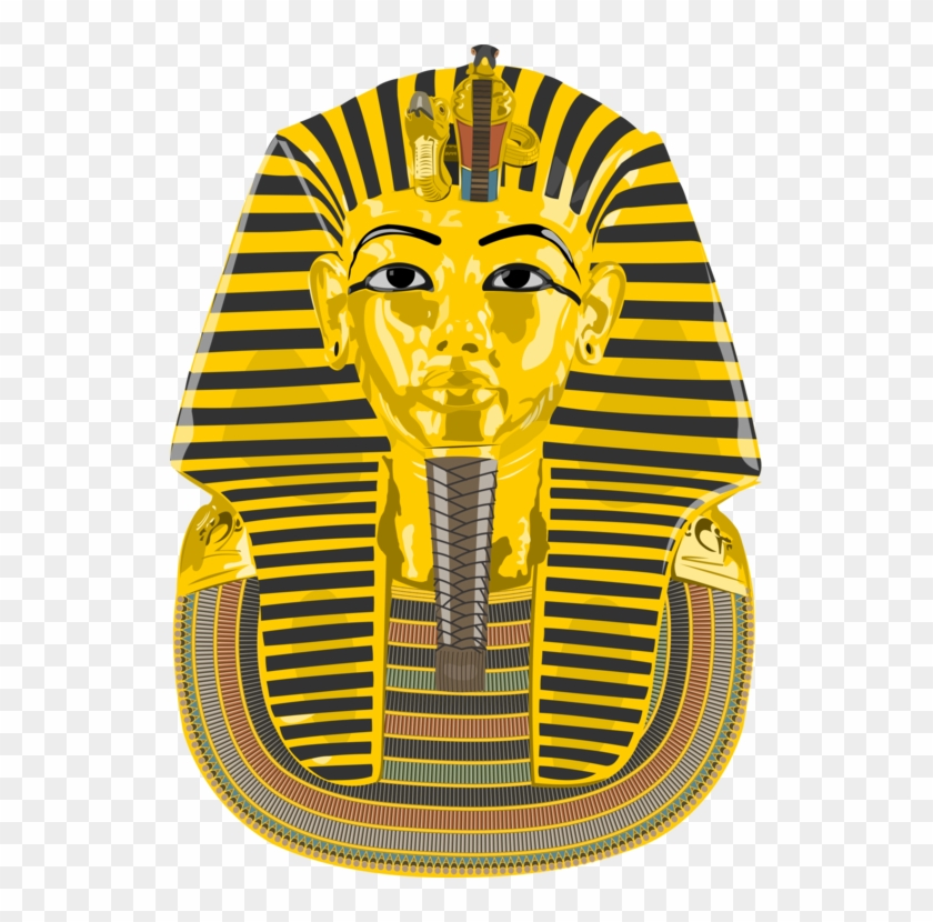 Ancient Egypt Mask Of.