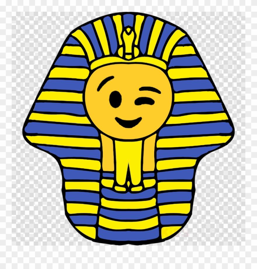 Pharaoh Emoji Clipart Ancient Egypt Pharaoh Clip Art.