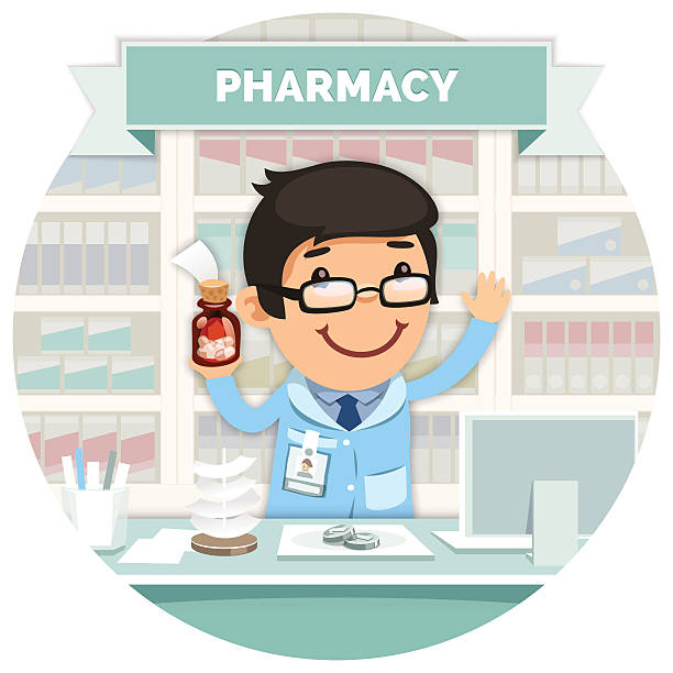 Pharmacist clipart 1 » Clipart Station.