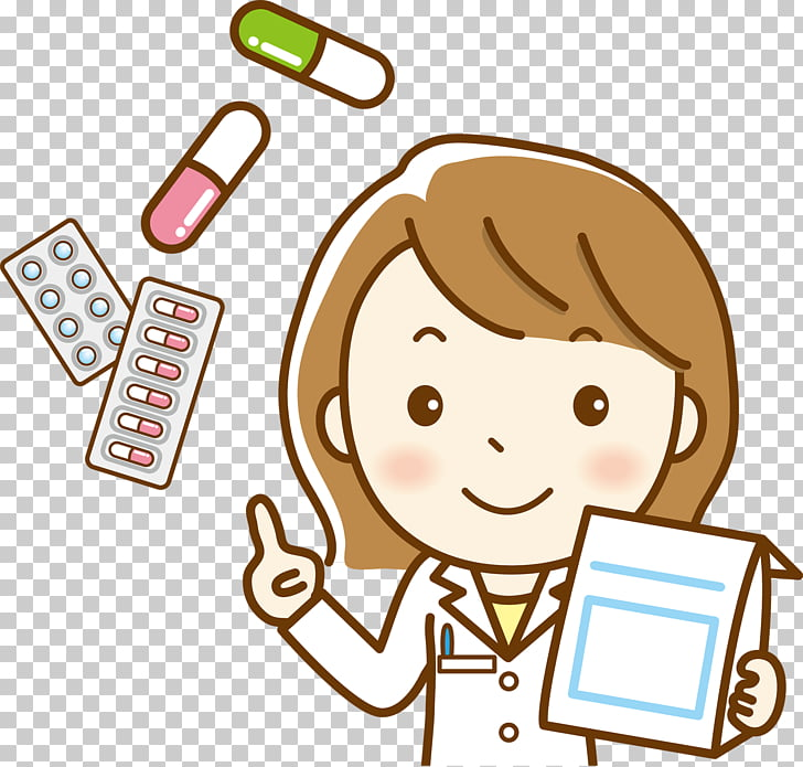 調剤 Pharmacist Physician Pharmacy Medical prescription.