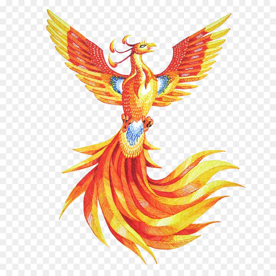 Phoenix Bird clipart.