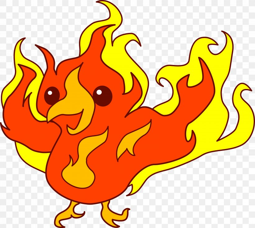Phoenix Free Content Drawing Clip Art, PNG, 6525x5834px.