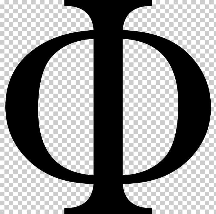Phi Greek alphabet Symbol Letter , phi barrier PNG clipart.
