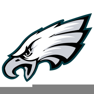 Philadelphia Eagles Clipart Logo.