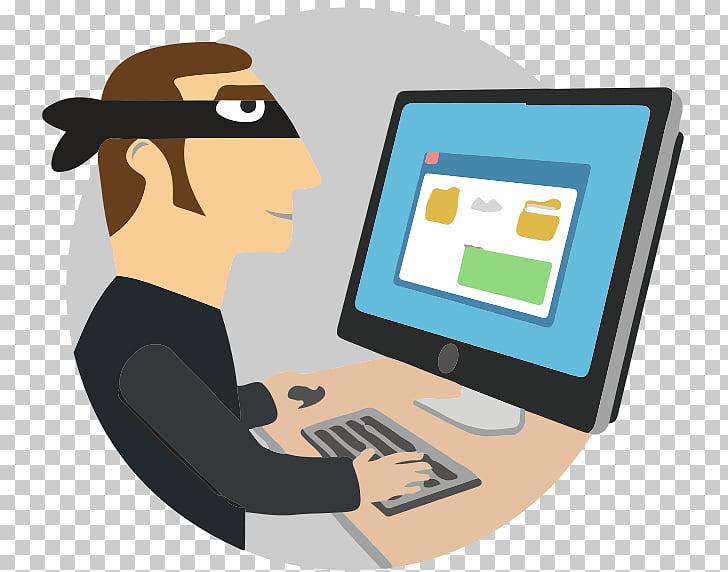 Security hacker Password Phishing Social engineering.