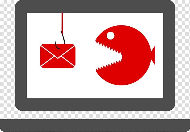 Spear phishing Social engineering , cyber transparent.
