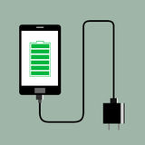 Phone Charger Stock Illustrations.
