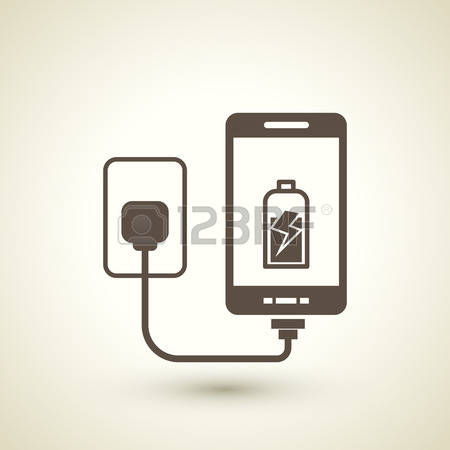 813 Charger Smart Phone Stock Illustrations, Cliparts And Royalty.