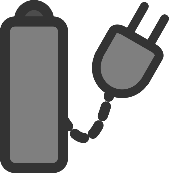 Battery Charger Clip Art at Clker.com.