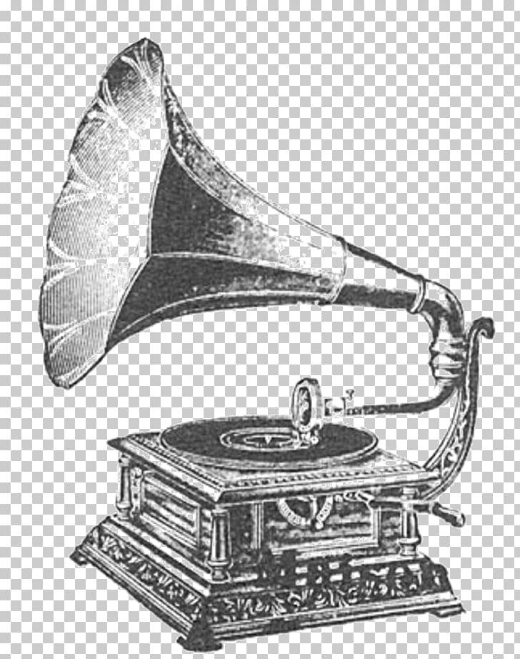 Phonograph , gramophone, gramophone PNG clipart.