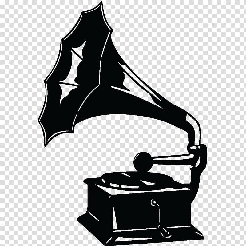 Phonograph record , record player transparent background PNG.