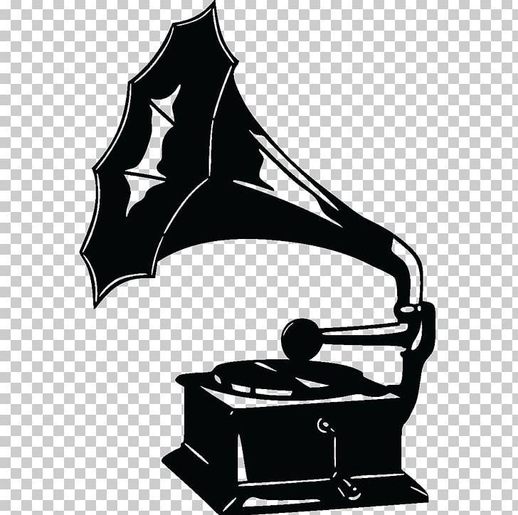 Phonograph Record PNG, Clipart, Black And White, Clip Art.