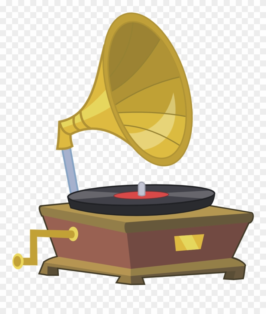 Gramophone Clipart Animated.